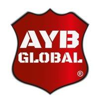 AYB GLOBAL Logo